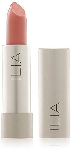 ILIA Beauty Tinted Women's Lipstick, Blossom Lady (Soft Pink), 0.14 Ounce by ILIA Beauty