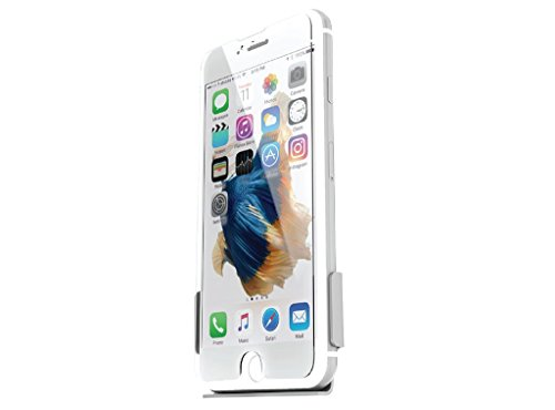 Candywirez Tempered Glass Screen Protector with Applicato...