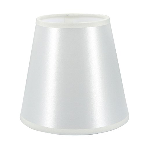 uxcell E14 Droplight Wall Lamp Chandelier Clip-On Lamp Shade