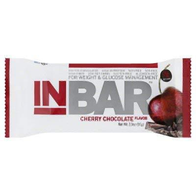Inbar Cherry Chocolate Diabetic's Choice 56 Gram bar