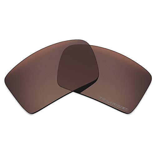 Mryok+ Polarized Replacement Lenses for Oakley Eyepatch 2 - Bronze Brown