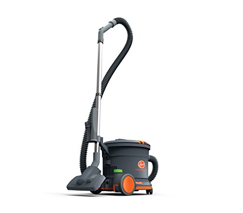 Hoover Commercial CH32008 Hush Tone Canister Vacuum, 9 L (Best Backpack Vacuum For Hardwood Floors)