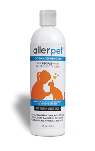 Allerpet Cat Dander Remover, 12 oz