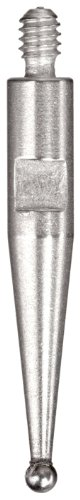 Brown & Sharpe 599-7030-40 Carbide Ball Contact Points for Bestest Dial Test Indicators, 0.040