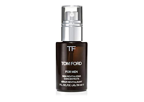 Tom Ford For Men Skin Revitalizing Concentrate Made in Belgium 30ml / トムフォード男性用肌活性化コンセントレイトベルギー製30ml B07PN76YJM