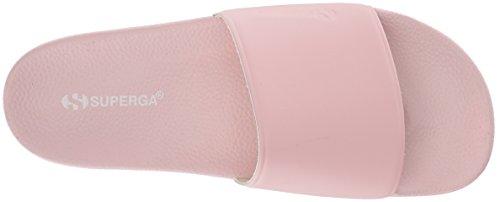 Superga Womens 1914 Fglu Slide Sandal Light Pink LeMO51