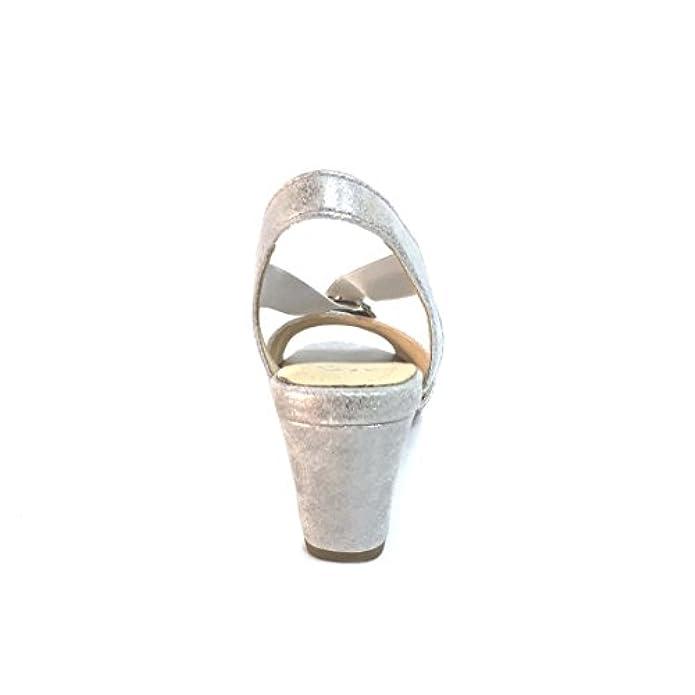 Ara 12-35715-16 Taupe Scarpa Donna Sandalo Con Elastico Laterale