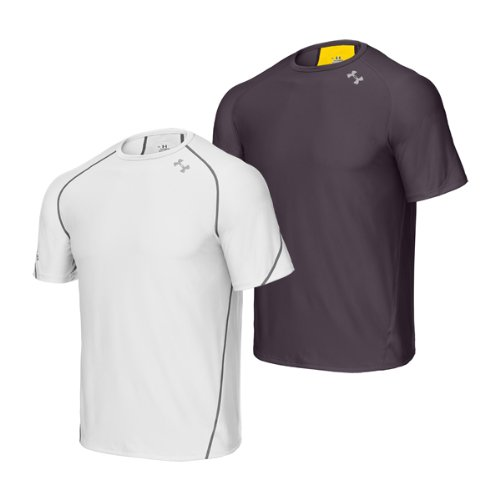 Under Armour Draft III Short Sleeve T-Shirt - X Large - Under Armour Draft