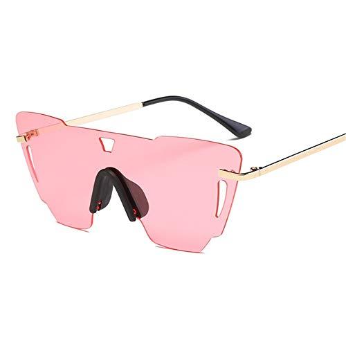 européenne soleil la de cadre et lunettes Lunettes pièce pièce sans équitation mode D soleil NIFG de américaine de colorée TRX4xAwqH