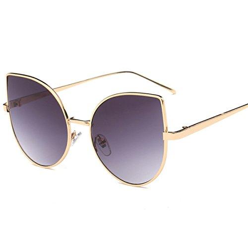 Frau Mode-Trend Katze Sonnenbrille Auge,A4