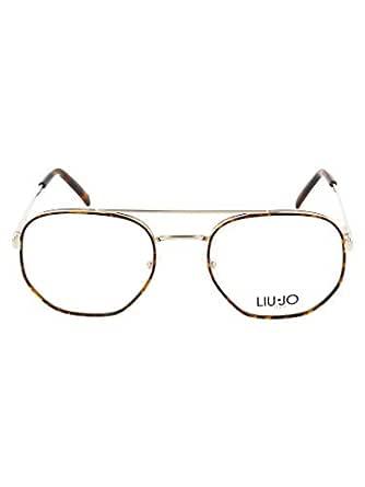Luxury Fashion | Liu Jo Womens LJ2138714 Brown Glasses | Fall Winter 19