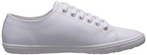 Kingston White Zapatillas Blanca Perry Fred TAqxq0fw