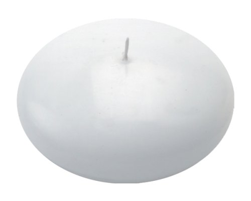 Biedermann & Sons 20 Romantic Lights Floating Candles, White