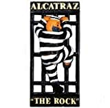 """Alcatraz Prisoner Magnet 3"""" Poly"""