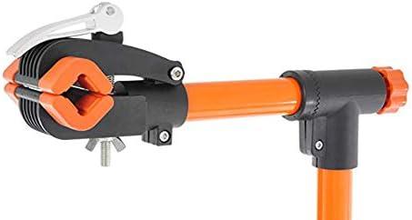 自転車修理スタンド、折りたたみ式自転車修理ラックワークスタンド、360°回転フリーリフト、高さ調整可能