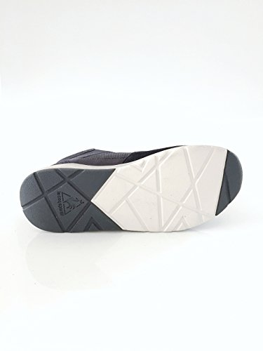 le coq sportif Herrenschuh Sneaker Mid Echtleder blau Größe 41