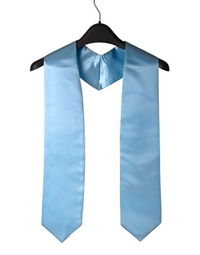 graduation-stole-for-academic-commencements-sky-blue