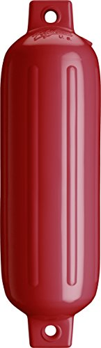 Polyform G-4 Boat Fender Classic Red