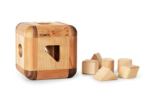 CUBOS with Maple inserts by CUBOS
