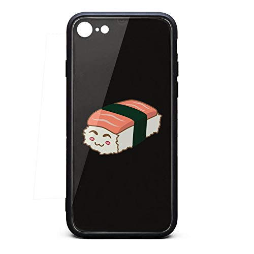 Sushi (2) Compatible with iPhone7/8 Cases Nice Fashion Skid-Proof iPhone Cover