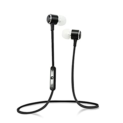 Southmaker G-11 Bluetooth Mini Lightweight Wireless Stereo Sports/running & Gym/exercise Bluetooth Earbuds Headphones Headsets W/microphone for Iphone 5s 5c 4s 4, Ipad 2 3 4 New Ipad, Ipod, Android, Samsung Galaxy, Smart Phones Bluetooth Devices