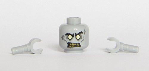 Zombie - Minifig Conversion Pack - LEGO parts]()