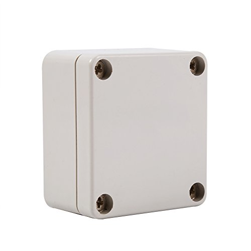 1 Pc Waterproof Junction Boxes Connection Outdoor Waterproof Enclosure(65×60×35mm)
