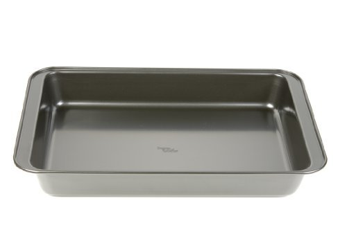 Bakers Select Lasagna Pan, Oblong Pan, Nonstick, Medium, 13 x 9 x 2 Inch
