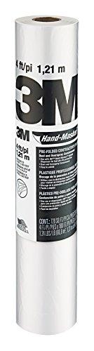 3M Hand Masker Contractor's Plastic, 4 x 180', 12 per Case