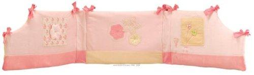 tour de lit bébé kaloo Kaloo Nestchen Lilirose 220 x 40 cm: Amazon.de: Baby tour de lit bébé kaloo