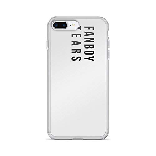 iPhone 7 Plus/iPhone 8 Plus Case Cases Clear Anti-Scratch Fanboy Tears Cover Case for iPhone 7 Plus, iPhone 8 Plus]()