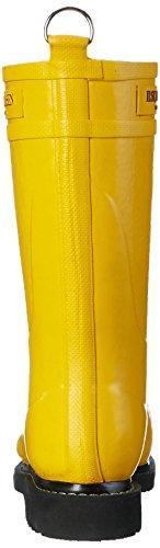 Ilse Jacobsen Damen 3/4 Gummistiefel, RUB15 - Botas cortas de agua para mujer Amarillo (Cyber Gelb 808)