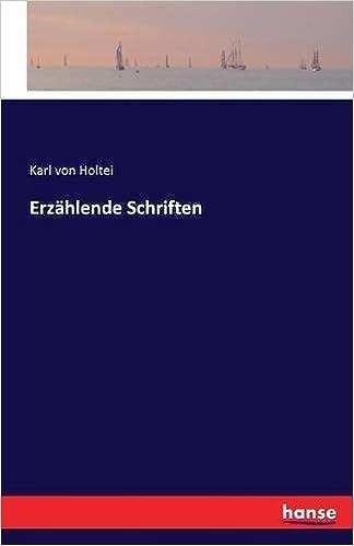 Book Erzahlende Schriften (German Edition)