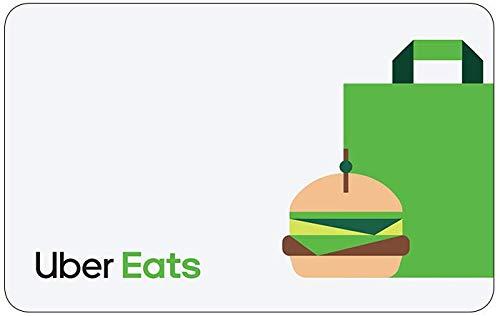 Uber Eats gift card image link