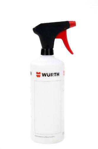 WÜ RTH Botella del aerosol de la bomba 1 Litro Würth