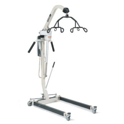 - Hoyer Deluxe Power Patient Lifter - Model HPL402 - includes Free Sling!