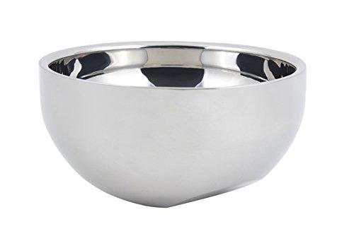 Bon Chef 61267 9 x 4.75 in. Angled Double Wall Bowl44; 2 quart - 12 oz