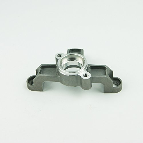 Aluminium Clutch Bell Support holder carrier housing for KingMotor ROVAN HPI BAJA 5B 5T SS