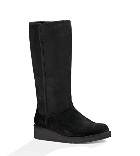 UGG Women's Kara Winter Boot - Black - 6 B(M) US