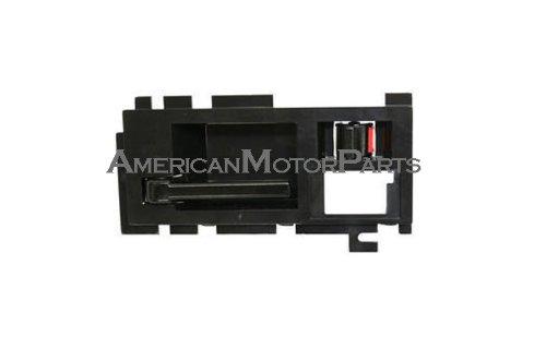 Black Inside Front Driver Side Replacement Door Handle