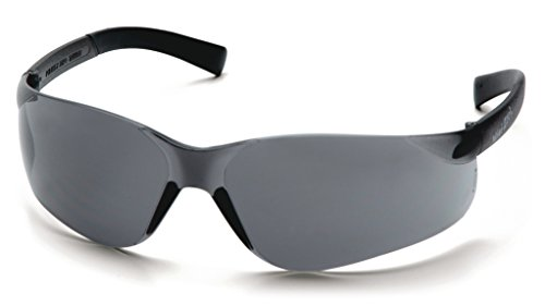 Pyramex Mini Ztek Safety Eyewear, Gray Lens With Gray - Glasses Company Online