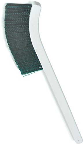 - Carlisle 4119809 Sparta Spectrum Narrow Wand Cleaning Brush, 24 Inch, Green (Pack of 12)