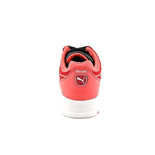 Puma Kvinner Trinomic Xt1 Pluss Skinn Perf (rød / Jester Red)