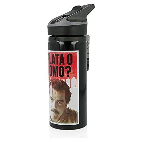 Stor Botella Aluminio Premium 710 ML | Narcos: Amazon.es: Bebé