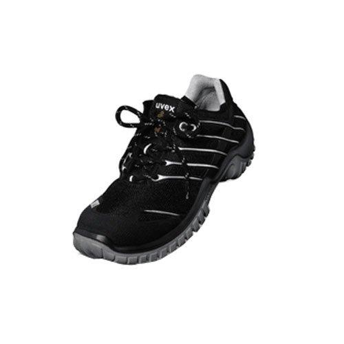 Uvex 6999.8–8Motion scarpe di sicurezza con Hydroflex soletta in schiuma 3D, S1, EU 42, Taglia 8, grigio
