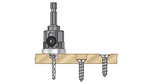 Alpen 56401000100 Nc-Centre Drills Hsse-Co Anb Alunit 90/° 10mm