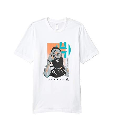 adidas Kids Boy's Harden Geek T-Shirt (Little Kids/Big Kids)