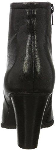 SPM Gilly Ankle Boot, Stivali Donna Nero (Nero)