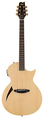 ne Acoustic Electric Guitar, Natural ()