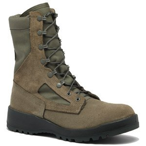 Belleville Men's Waterproof Steel Toe Boot Sage 14.0 W